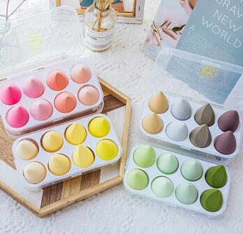 美妆蛋使用方法 美妆蛋各类干湿用途攻略